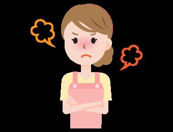 ①肝気鬱結(かんきうっけつ)タイプ